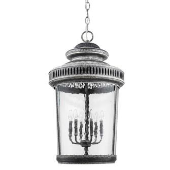 Kingston 4-Light Interior Pendant Lantern (245 IN11371AL)