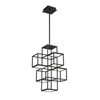FERRO,5LT LED PENDANT,BLK (4304 38260-029)