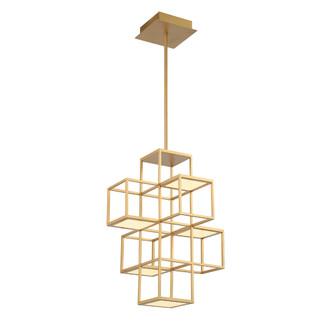 FERRO,5LT LED PENDANT,GOLD (4304 38260-018)