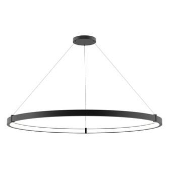 MUCCI,LARGE LED PENDANT,BLACK (4304 38136-016)