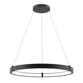 MUCCI,SMALL LED PENDANT,BLACK (4304 38134-012)