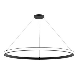 MUCCI,LARGE LED PENDANT,BLACK (4304 38133-015)