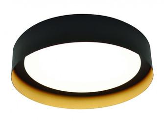 Reveal 16'' LED Flush Mount (1|RVF162600L30D1BKGD)