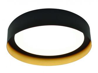 Reveal 12'' LED Flush Mount (1|RVF121400L30D1BKGD)