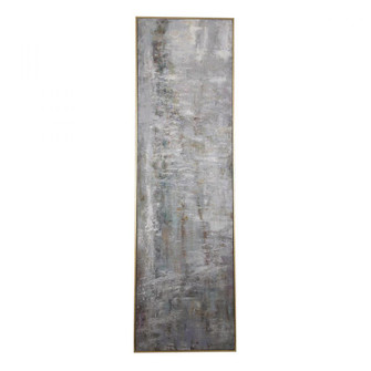 Uttermost Frenzy Abstract Gray Art (85 31421)