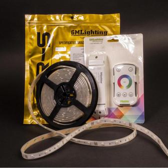 LEDTask™ 2020 24VDC LTR-S Specification Series Indoor RGBW LED Tape (674|LTR-S-24V-3.0W-RGBW-16)