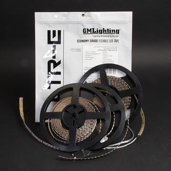 LEDTask™ 2020 12VDC LTR-E Economy Series Indoor Location LED Tape - 16'-4'' Reel (674|LTR-E-12V-1.5W-27K-16)
