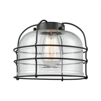 Large Bell Cage Glass (3442 G74-CE)
