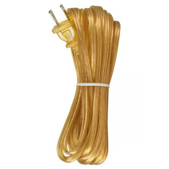 20' CLEAR GOLD CORD SET SPT-1 (27 90/1537)