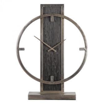 Uttermost Nico Modern Desk Clock (85|06443)