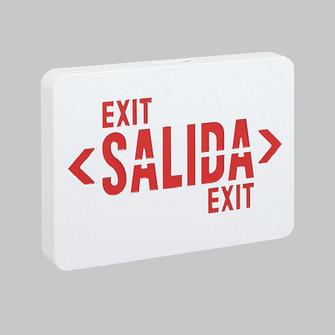RED LED UNIV 2CIR EXIT/SALIDA (104 NX-504-LED/RS)
