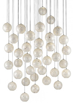 Finhorn 36-Light Multi-Drop Pendant (92|9000-0722)