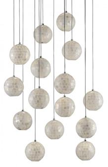 Finhorn Round 15-Light Multi-Drop Pendant (92|9000-0719)