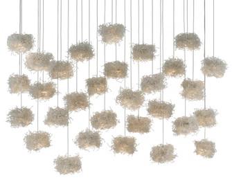Birds Nest 30-Light Multi-Drop Pendant (92|9000-0700)