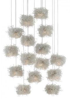 Birds Nest Round 15-Light Multi-Drop Pendant (92|9000-0698)