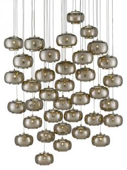 Pepper 36-Light Multi-Drop Pendant (92|9000-0694)