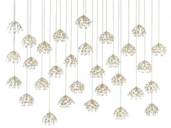 Crystal Bud 30-Light Multi-Drop Pendant (92|9000-0672)