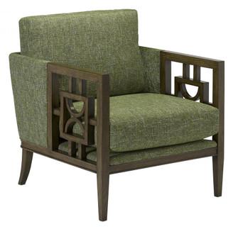 Royce Emerald Chanterelle Chair (92|7000-0412)