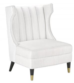 Jacqui Muslin Slipper Chair (92|7000-0381)