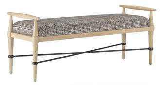 Perrin Tweed Natural Bench (92|7000-0352)