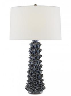 Sunken Blue Table Lamp (92|6000-0683)