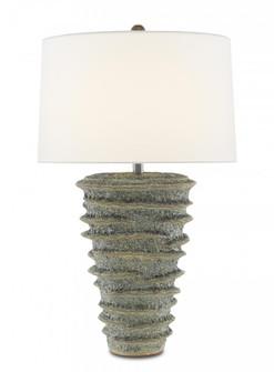 Sunken Green Table Lamp (92|6000-0682)