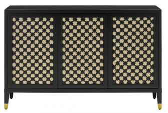 Bramford Black Cabinet (92|3000-0178)
