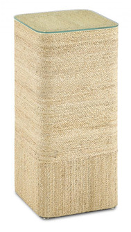 Malibay Accent Table/Pedestal (92|3000-0173)