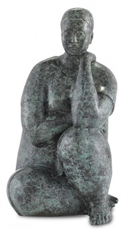 Lady Meditating Bronze (92|1200-0364)