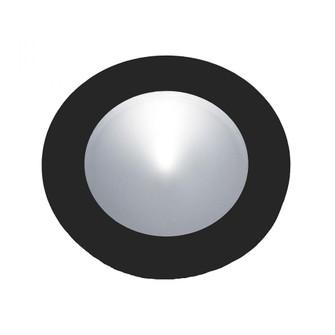 Polaris LED 1x3W Osram 32K 700mA Puck in Black (91|WLE140C32K-0-31)