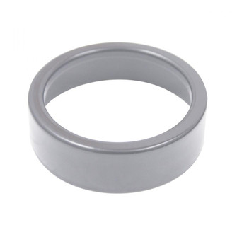 MiniPot Recess or Surface Mount Collars in Stainless Steel (91 MZR1-N-16)