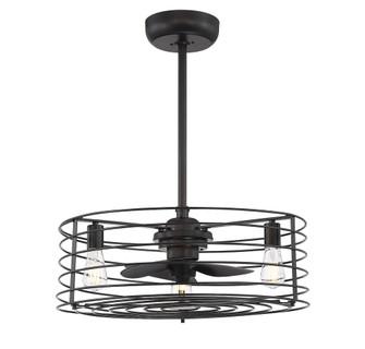 3 Light Bronze Fandelier (8483|M2007ORB)