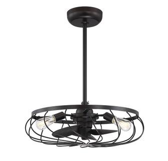 3 Light Bronze Fandelier (8483|M2008ORB)