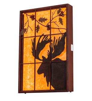 24'' Wide Moose Backlit Window (96|216919)