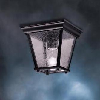 Outdoor Ceiling 1Lt (10684|9859BK)