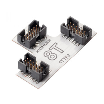 8T Flex 3 way Connector (10684|8T1TTF3WH)
