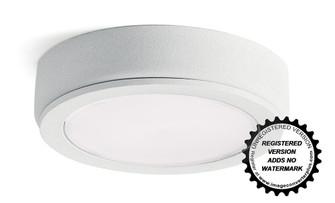 4D 12V LED Disc 2700K (10684|4D12V27WHT)
