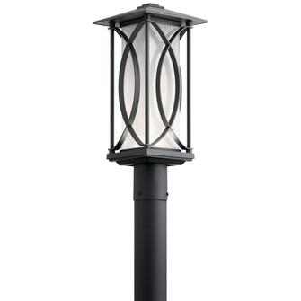 Outdoor Post Mt. LED (10684|49976BKTLED)