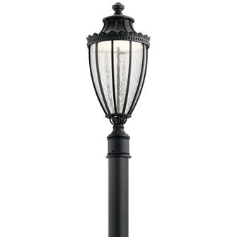 Outdoor Post Mt LED (10684 49756BKTLED)