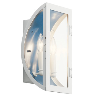 Outdoor Wall 2Lt (10684|49286WH)