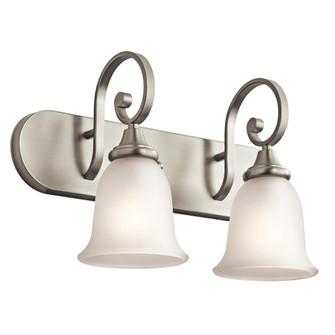 Bath 2Lt LED (10684|45054NIL18)