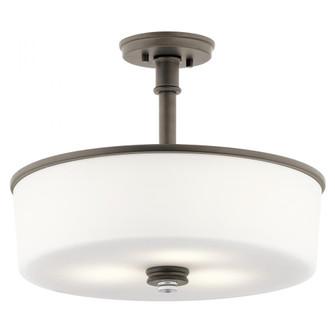 Pendant/Semi Flush 3Lt LED (10684 43925OZL18)