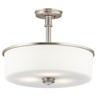 Pendant/Semi Flush 3Lt LED (10684|43925NIL18)