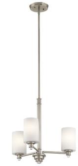 Mini Chandelier 3Lt (10684|43922NI)