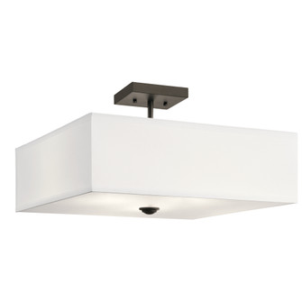 Semi Flush 3Lt (10684|43693OZ)