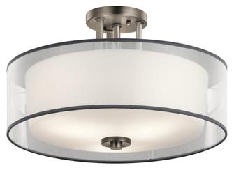 Semi Flush 3Lt (10684|43194AP)