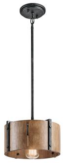 Pendant/Semi Flush 1Lt (10684 42643DBK)
