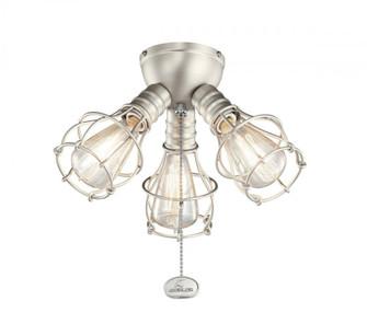 Industrial 3 Light Fixture LED (10684|380041NI)