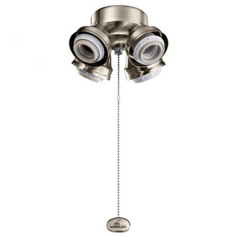 4 Light Turtle Fitter LED (10684 350210BSS)