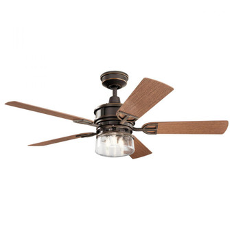 52 Inch Lyndon Patio Fan LED (10684|310239OZ)